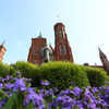 Smithsonian-institution-building-the-castle