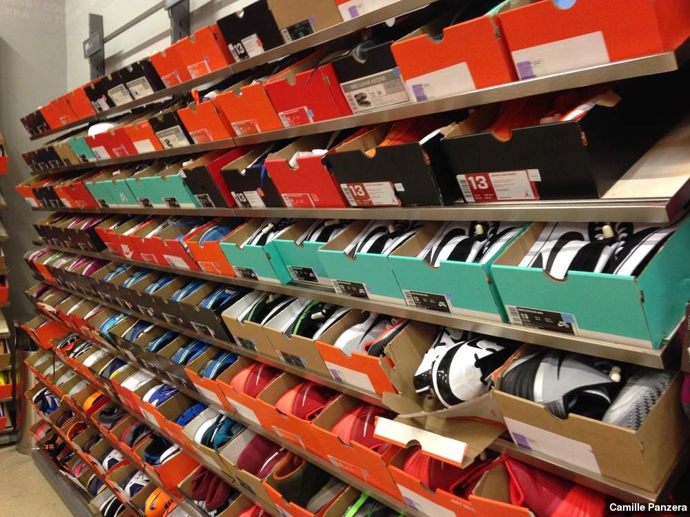 Nike Factory Store, located at Sawgrass Mills®: Nike Factory Store is closed November , for re-modeling purposes. The store will have its re-grand opening on November 21,