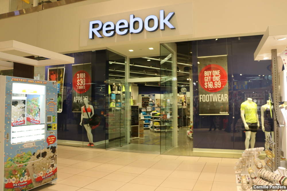 reebok outlet locations